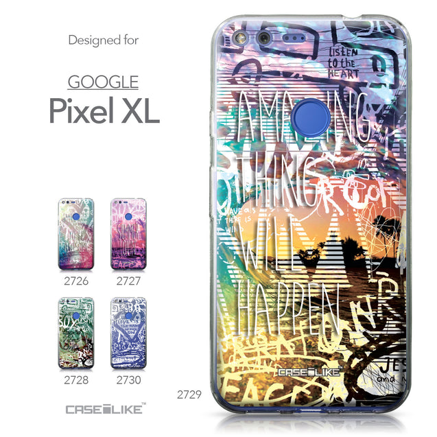 Google Pixel XL case Graffiti 2729 Collection | CASEiLIKE.com