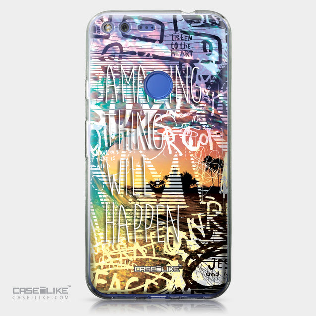 Google Pixel XL case Graffiti 2729 | CASEiLIKE.com