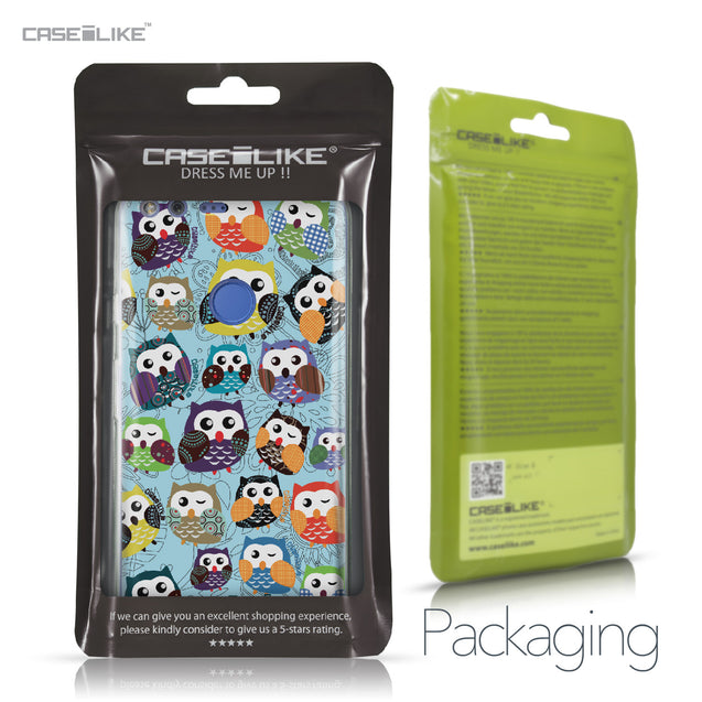 Google Pixel XL case Owl Graphic Design 3312 Retail Packaging | CASEiLIKE.com