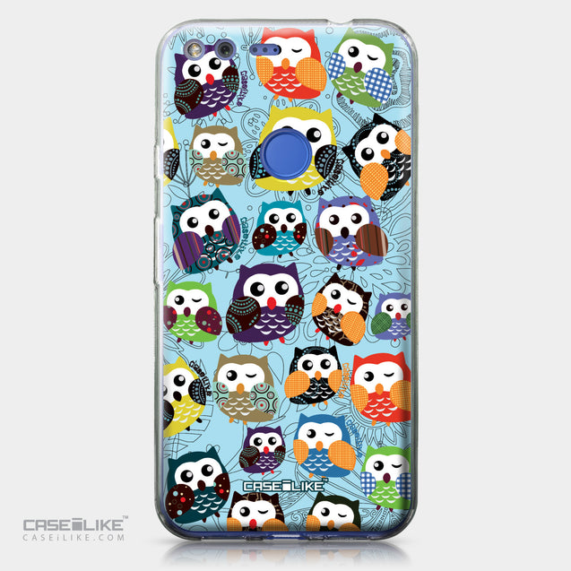 Google Pixel XL case Owl Graphic Design 3312 | CASEiLIKE.com
