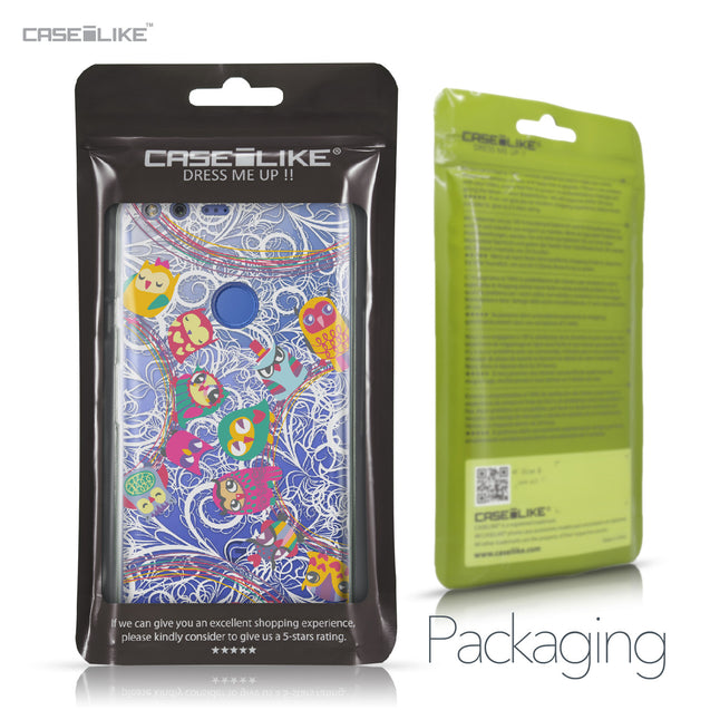 Google Pixel XL case Owl Graphic Design 3316 Retail Packaging | CASEiLIKE.com