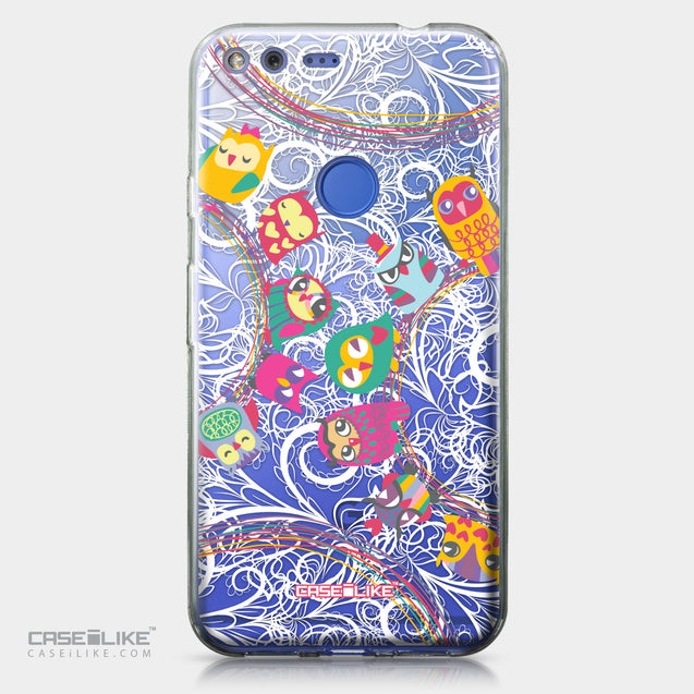 Google Pixel XL case Owl Graphic Design 3316 | CASEiLIKE.com