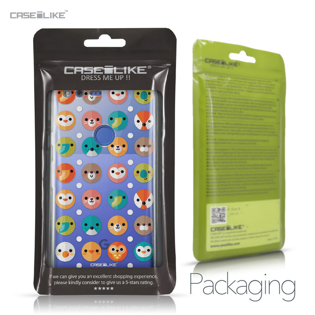 Google Pixel XL case Animal Cartoon 3638 Retail Packaging | CASEiLIKE.com