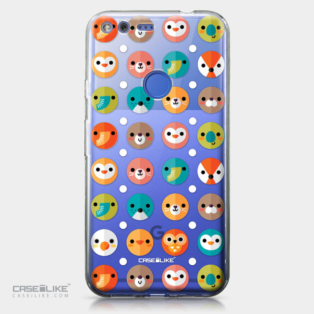 Google Pixel XL case Animal Cartoon 3638 | CASEiLIKE.com