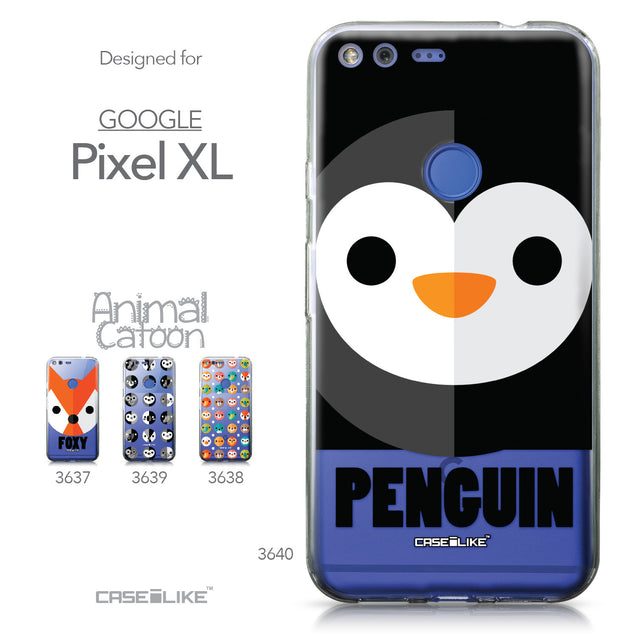 Google Pixel XL case Animal Cartoon 3640 Collection | CASEiLIKE.com