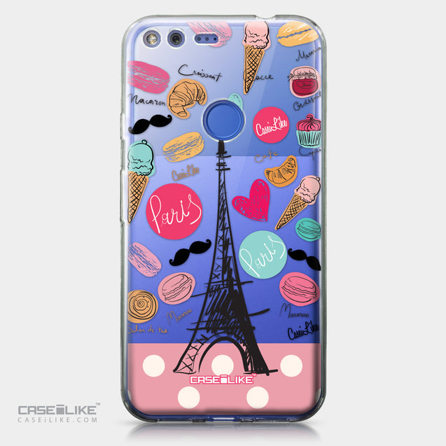 Google Pixel XL case Paris Holiday 3904 | CASEiLIKE.com