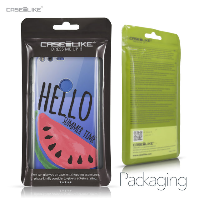 Google Pixel XL case Water Melon 4821 Retail Packaging | CASEiLIKE.com