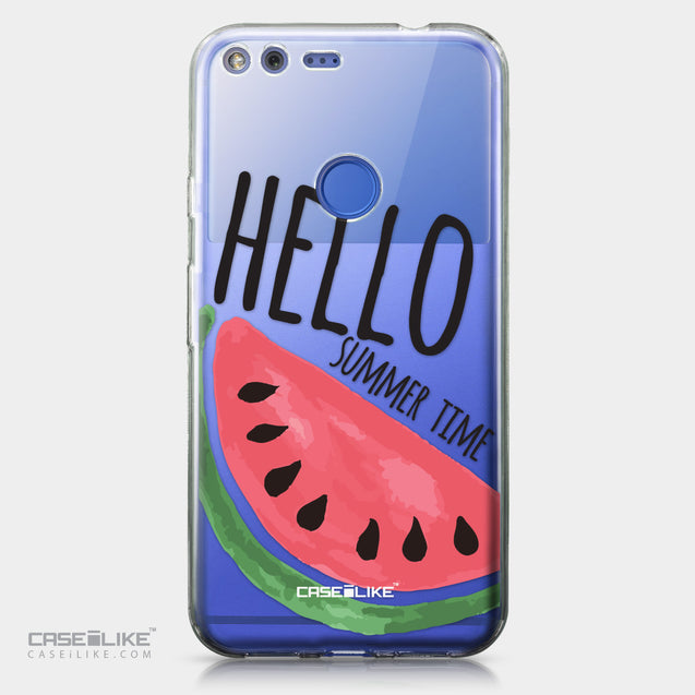 Google Pixel XL case Water Melon 4821 | CASEiLIKE.com