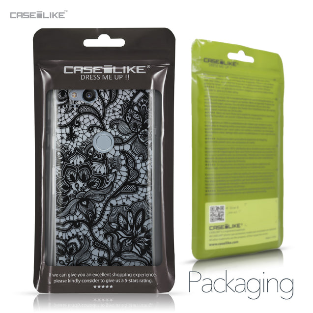 Google Pixel 2 case Lace 2037 Retail Packaging | CASEiLIKE.com