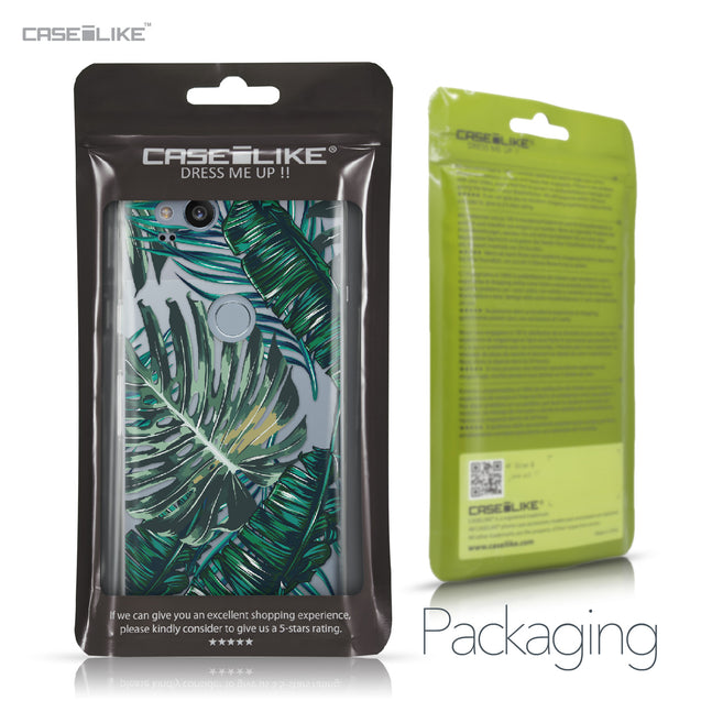 Google Pixel 2 case Tropical Palm Tree 2238 Retail Packaging | CASEiLIKE.com