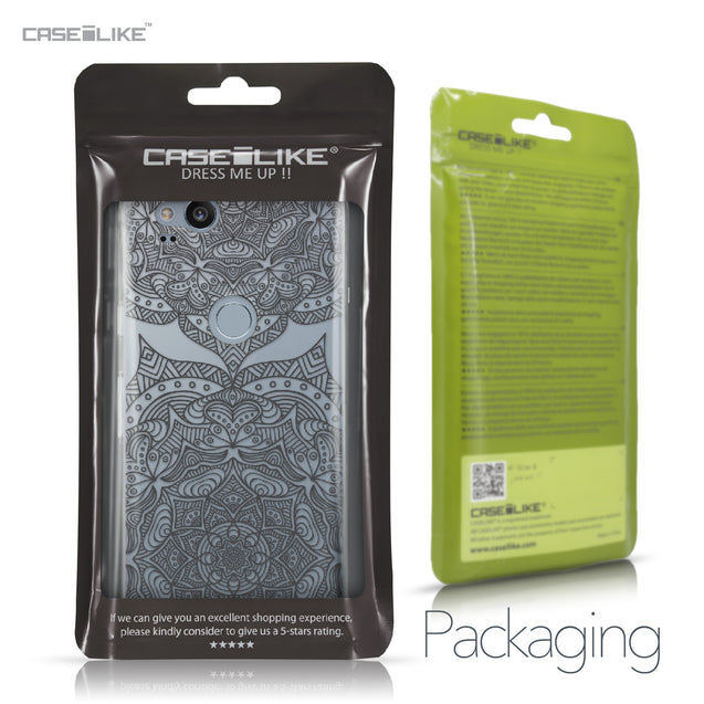 Google Pixel 2 case Mandala Art 2304 Retail Packaging | CASEiLIKE.com