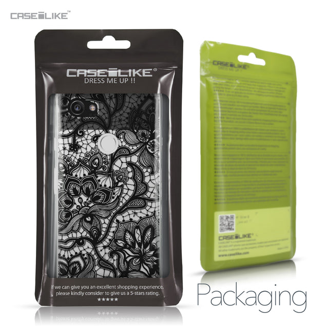 Google Pixel 2 XL case Lace 2037 Retail Packaging | CASEiLIKE.com