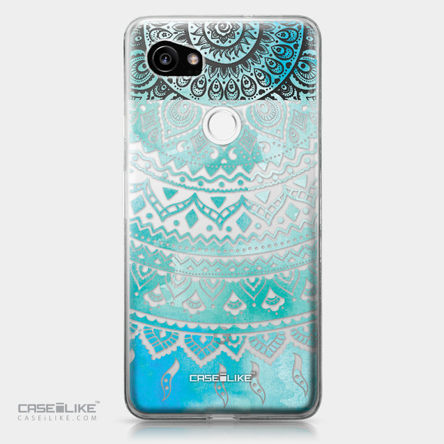 Google Pixel 2 XL case Indian Line Art 2066 | CASEiLIKE.com
