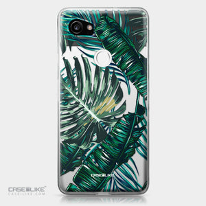 Google Pixel 2 XL case Tropical Palm Tree 2238 | CASEiLIKE.com