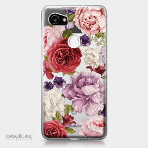 Google Pixel 2 XL case Mixed Roses 2259 | CASEiLIKE.com