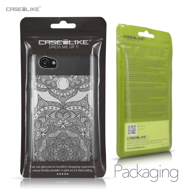 Google Pixel 2 XL case Mandala Art 2304 Retail Packaging | CASEiLIKE.com