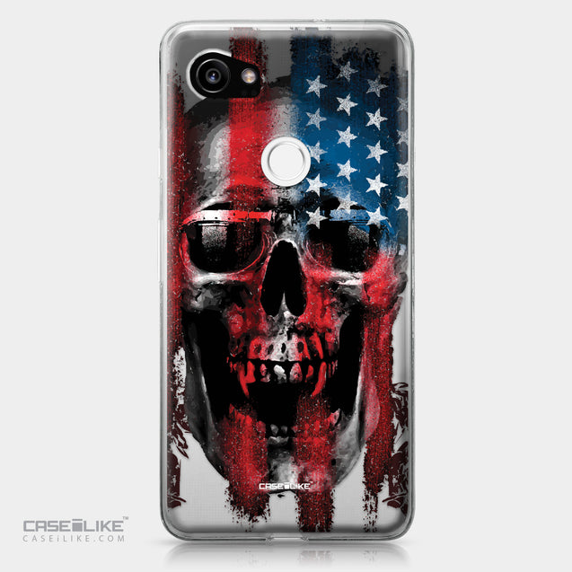 Google Pixel 2 XL case Art of Skull 2532 | CASEiLIKE.com