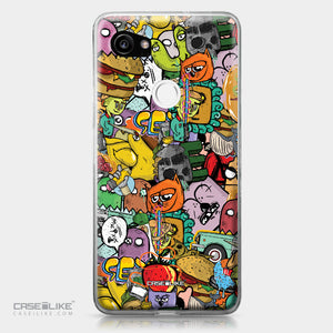 Google Pixel 2 XL case Graffiti 2731 | CASEiLIKE.com