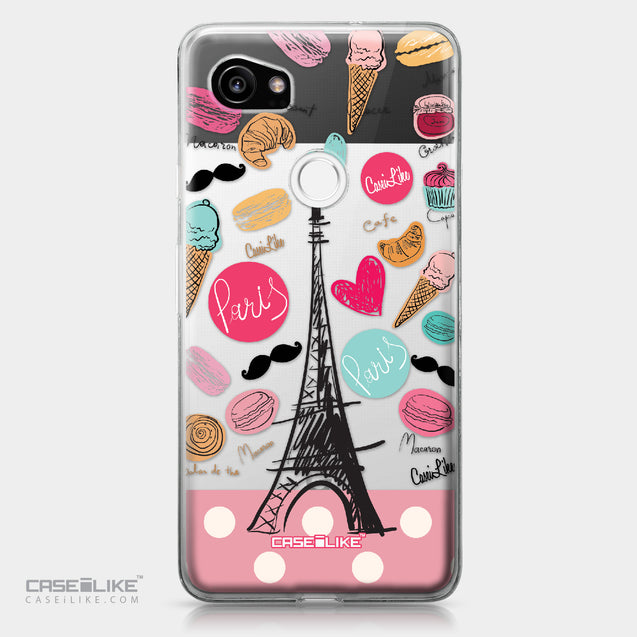 Google Pixel 2 XL case Paris Holiday 3904 | CASEiLIKE.com