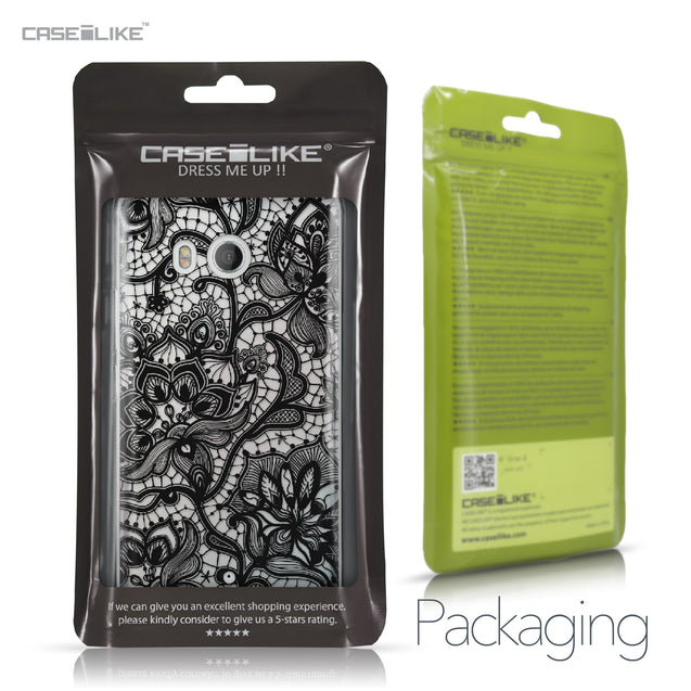 HTC U11 case Lace 2037 Retail Packaging | CASEiLIKE.com
