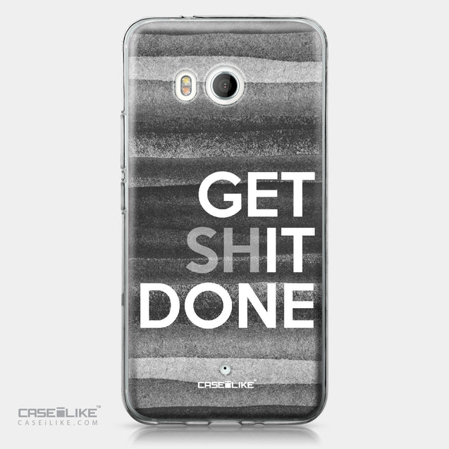 HTC U11 case Quote 2429 | CASEiLIKE.com