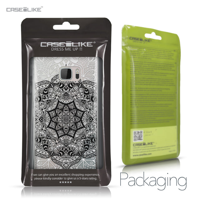 HTC U Ultra case Mandala Art 2097 Retail Packaging | CASEiLIKE.com