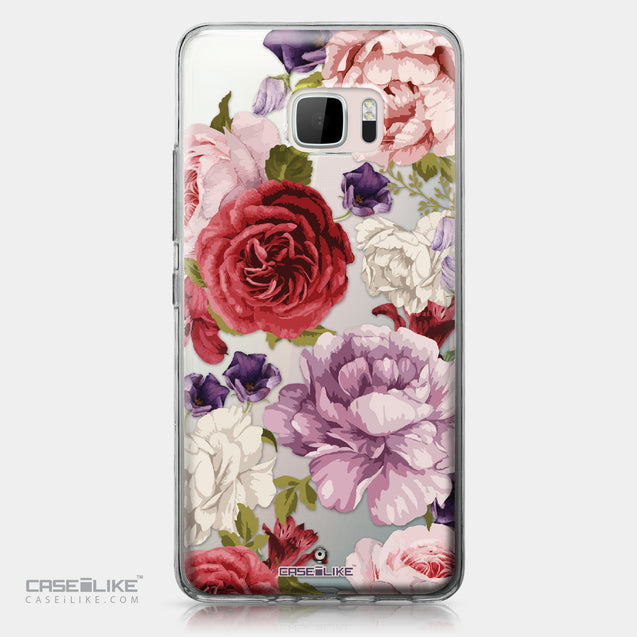 HTC U Ultra case Mixed Roses 2259 | CASEiLIKE.com