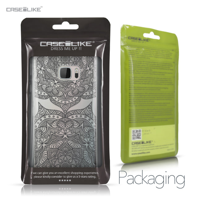 HTC U Ultra case Mandala Art 2304 Retail Packaging | CASEiLIKE.com