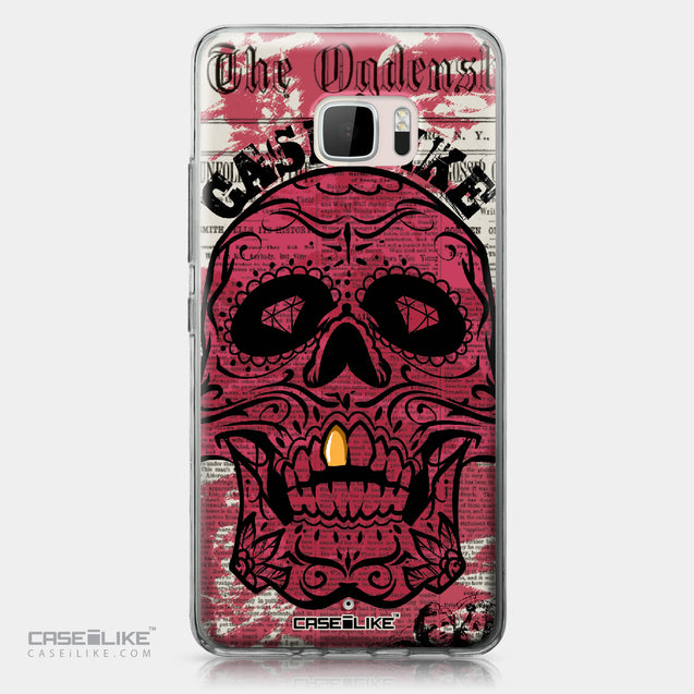 HTC U Ultra case Art of Skull 2523 | CASEiLIKE.com