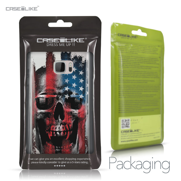 HTC U Ultra case Art of Skull 2532 Retail Packaging | CASEiLIKE.com