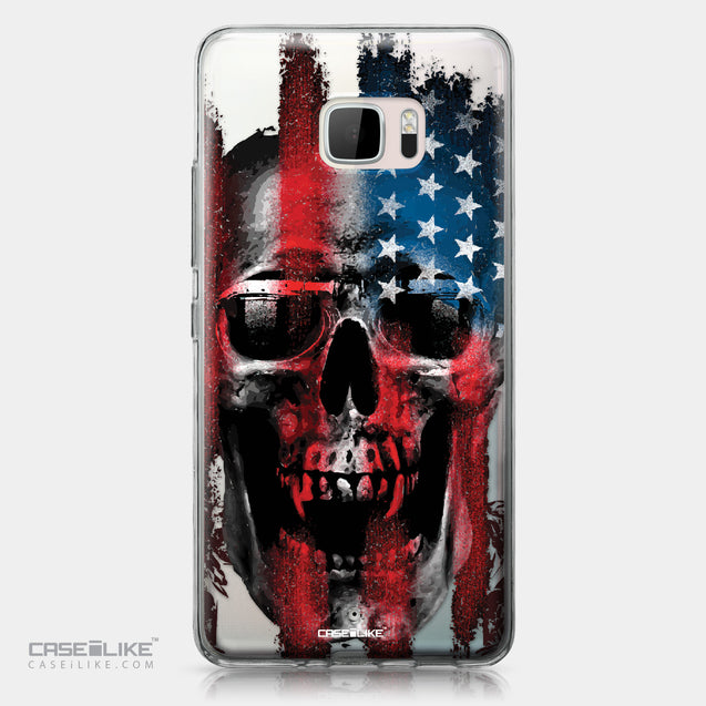 HTC U Ultra case Art of Skull 2532 | CASEiLIKE.com