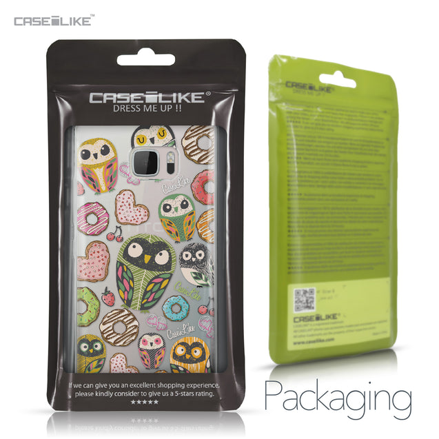 HTC U Ultra case Owl Graphic Design 3315 Retail Packaging | CASEiLIKE.com