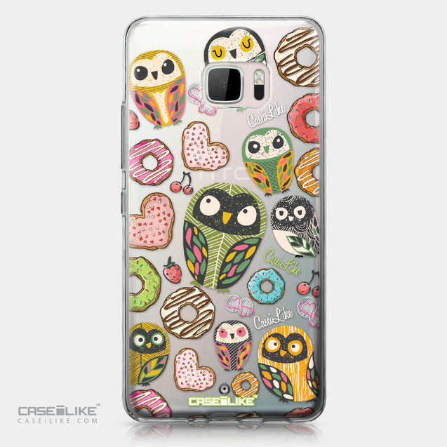 HTC U Ultra case Owl Graphic Design 3315 | CASEiLIKE.com