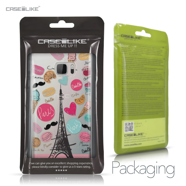 HTC U Ultra case Paris Holiday 3904 Retail Packaging | CASEiLIKE.com