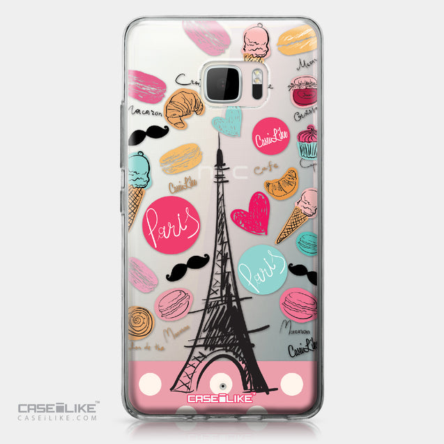 HTC U Ultra case Paris Holiday 3904 | CASEiLIKE.com