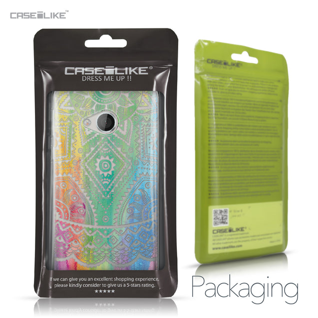 HTC U Play case Indian Line Art 2064 Retail Packaging | CASEiLIKE.com
