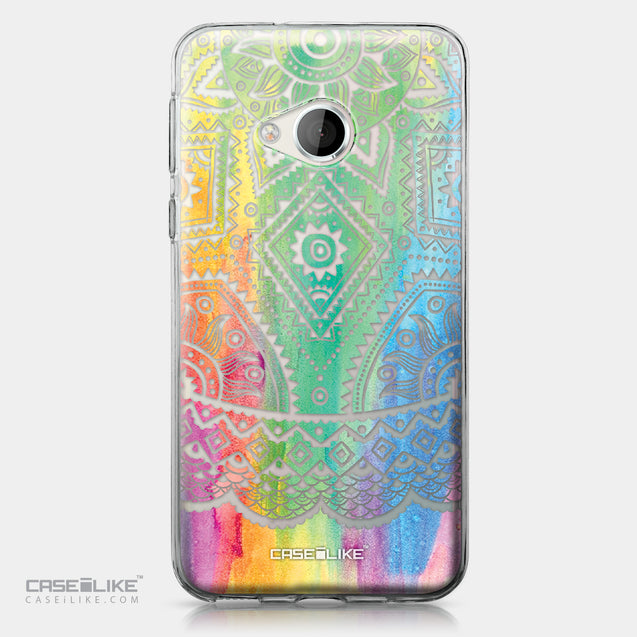 HTC U Play case Indian Line Art 2064 | CASEiLIKE.com