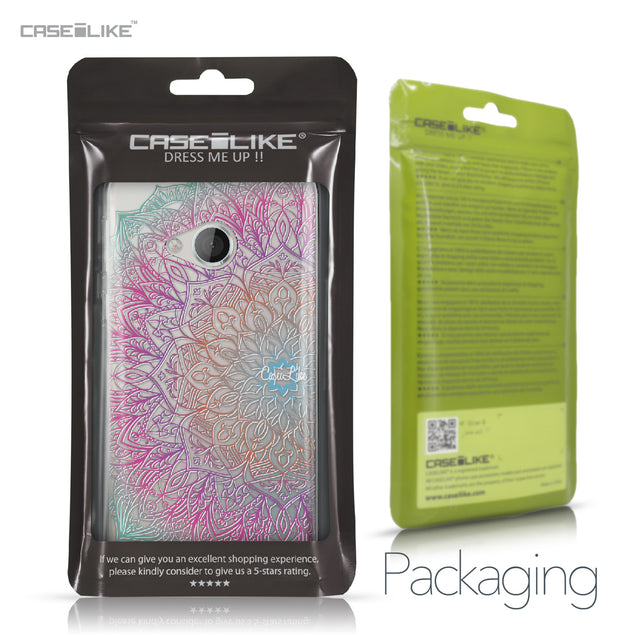 HTC U Play case Mandala Art 2090 Retail Packaging | CASEiLIKE.com