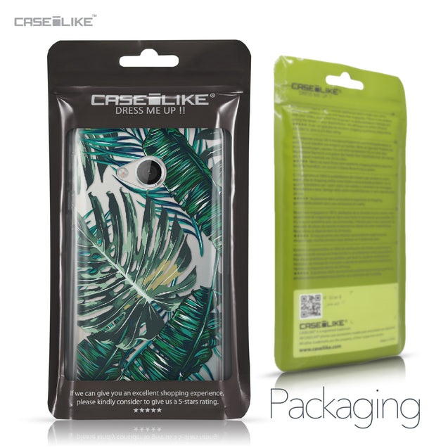 HTC U Play case Tropical Palm Tree 2238 Retail Packaging | CASEiLIKE.com