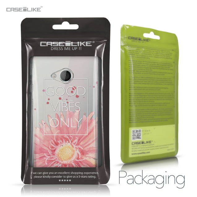 HTC U Play case Gerbera 2258 Retail Packaging | CASEiLIKE.com