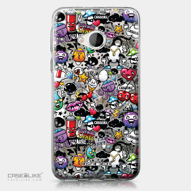 HTC U Play case Graffiti 2703 | CASEiLIKE.com