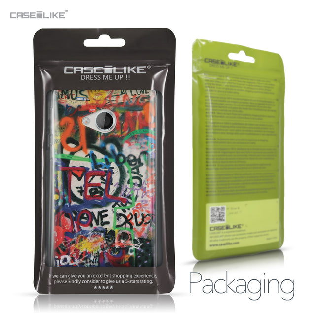 HTC U Play case Graffiti 2721 Retail Packaging | CASEiLIKE.com