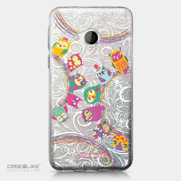 HTC U Play case Owl Graphic Design 3316 | CASEiLIKE.com