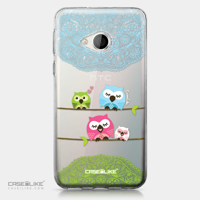HTC U Play case Owl Graphic Design 3318 | CASEiLIKE.com