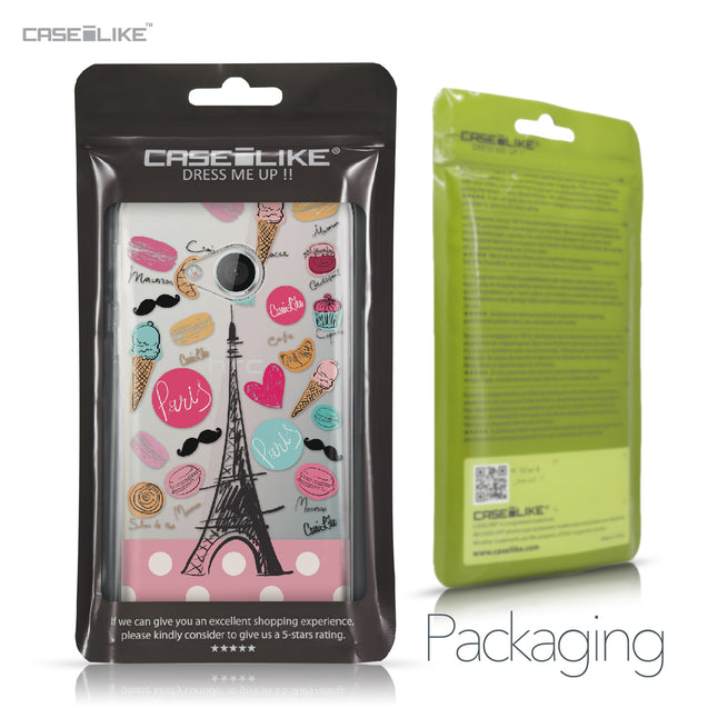 HTC U Play case Paris Holiday 3904 Retail Packaging | CASEiLIKE.com