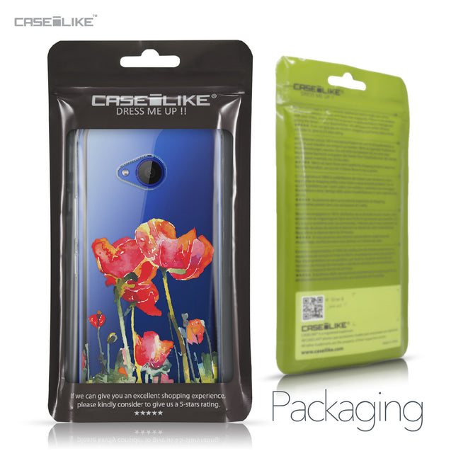 HTC U11 Life case Watercolor Floral 2230 Retail Packaging | CASEiLIKE.com