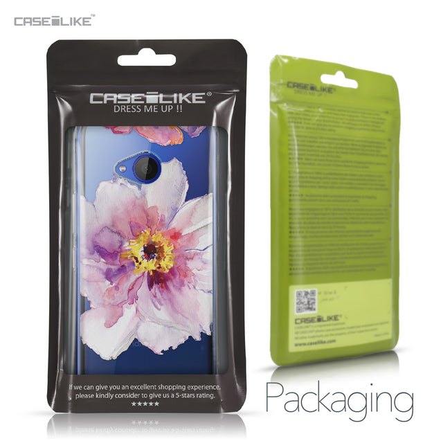 HTC U11 Life case Watercolor Floral 2231 Retail Packaging | CASEiLIKE.com