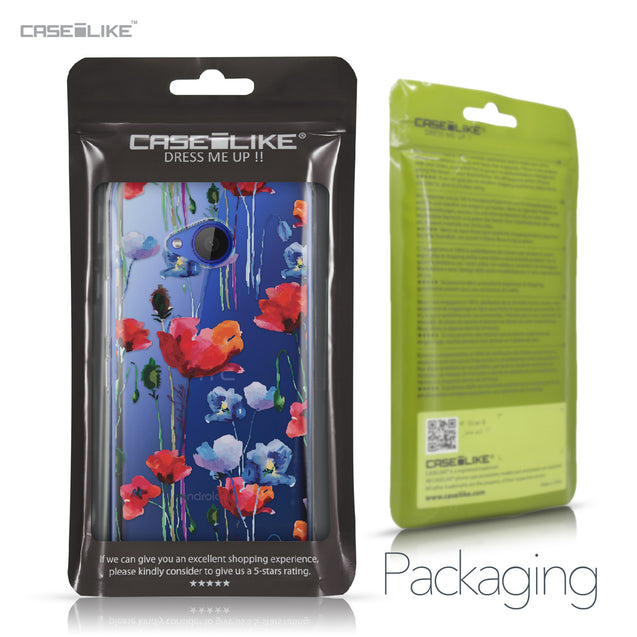 HTC U11 Life case Watercolor Floral 2234 Retail Packaging | CASEiLIKE.com