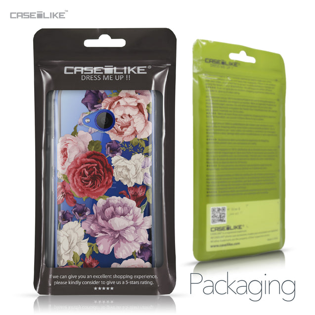 HTC U11 Life case Mixed Roses 2259 Retail Packaging | CASEiLIKE.com