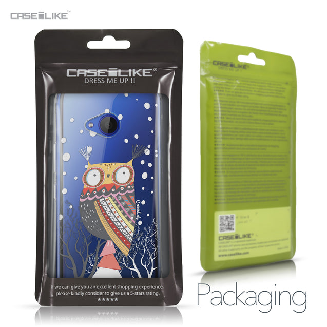HTC U11 Life case Owl Graphic Design 3317 Retail Packaging | CASEiLIKE.com